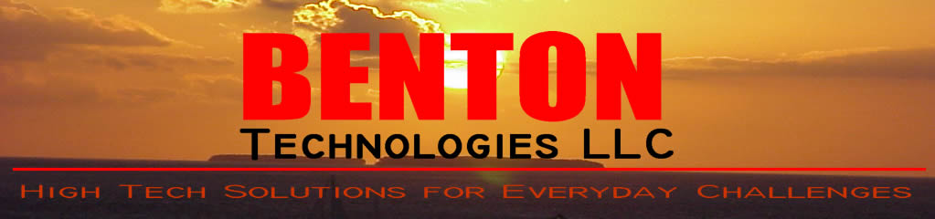 Benton Technology Logo